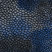 Donkerblauw Fantasie Reptiel Leer